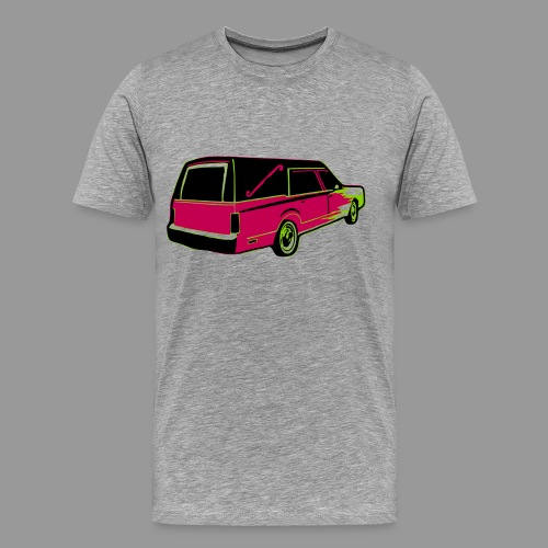 Pink Hearse - Men's Premium T-Shirt
