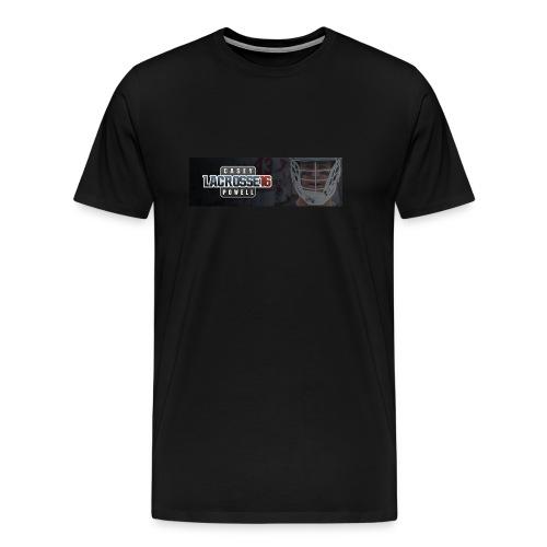 CP16 - Banner - Men's Premium T-Shirt
