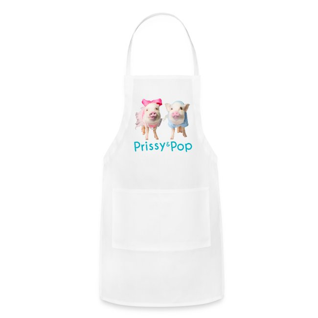 Prissy and Pop Apron