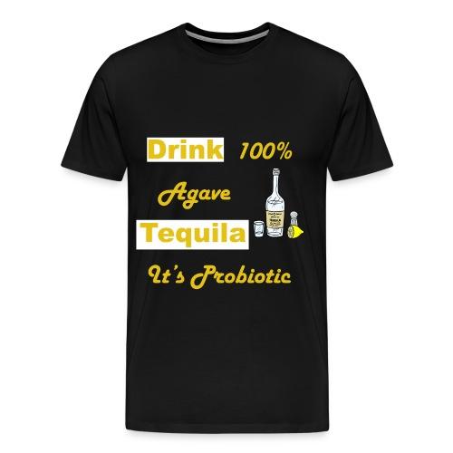 Drink Tequila #1 - Men's Premium T-Shirt