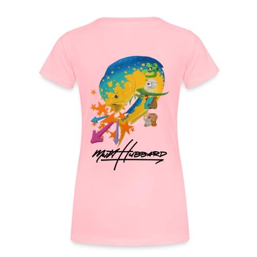 Women's Premium Myan Mahi T-Shirt - Women's Premium T-Shirt