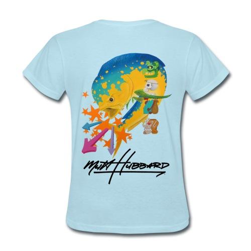 Women' Standard Myan Mahi T-Shirt - Women's T-Shirt