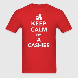 Cashier T-Shirts - Men's T-Shirt
