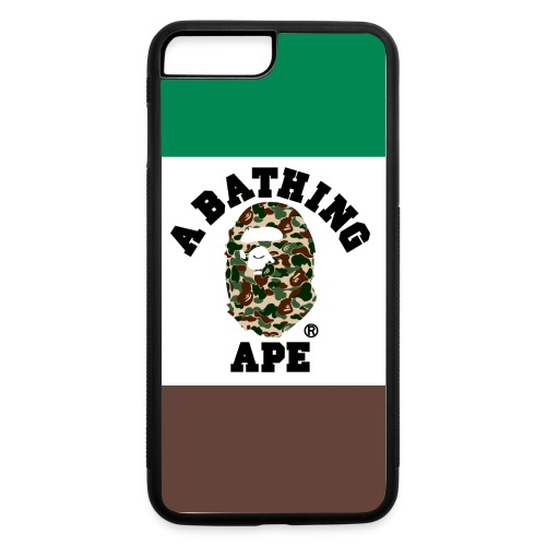 Bape Iphone 7+ Case - iPhone 7 Plus/8 Plus Rubber Case