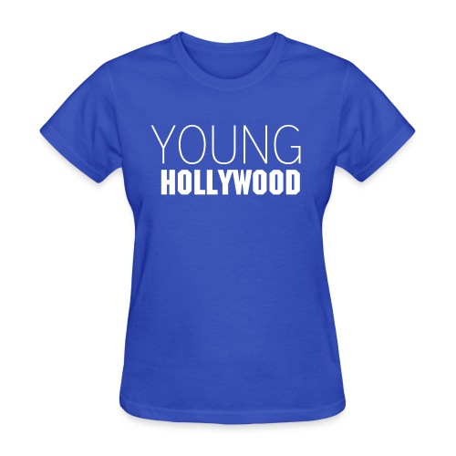 The Young Hollywood Collection - Women's T-Shirt