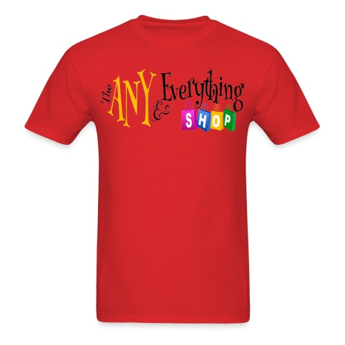 The Any & Everything for Men - Men's T-Shirt