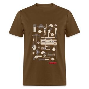 Homage - Men's T-Shirt