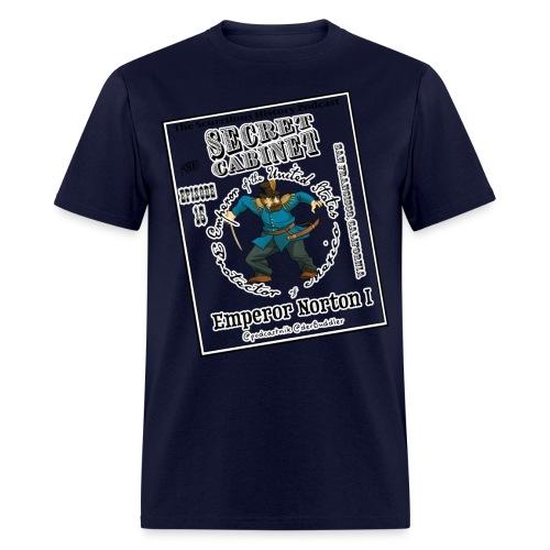 Secret Cabinet Norton2 - Men's T-Shirt