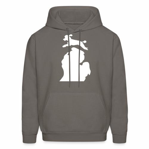 Poodle hoodie - Men's Hoodie