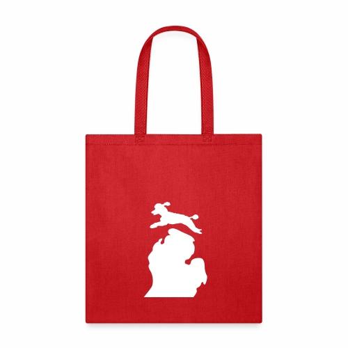 Poodle bag - Tote Bag