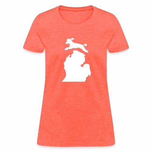 Poodle women's shirt - Women's T-Shirt