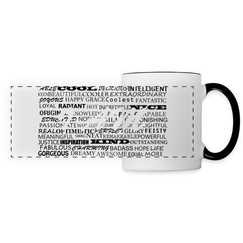 Positivity Mug - Panoramic Mug