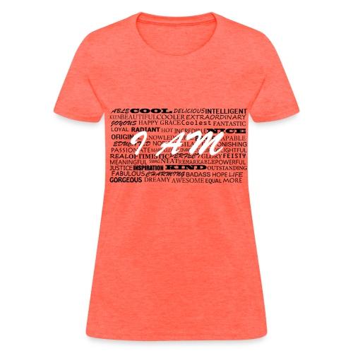 Positivity T-shirt (Female) - Women's T-Shirt