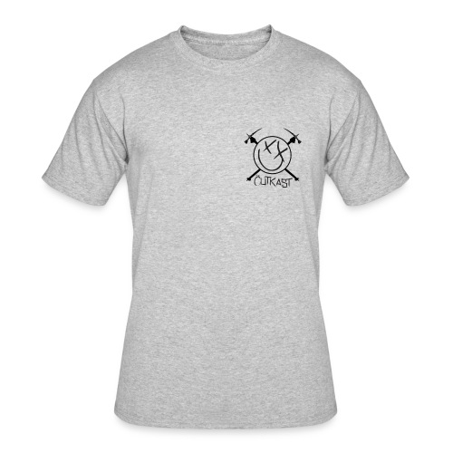 Storm The Gates of Hell - Men's 50/50 T-Shirt