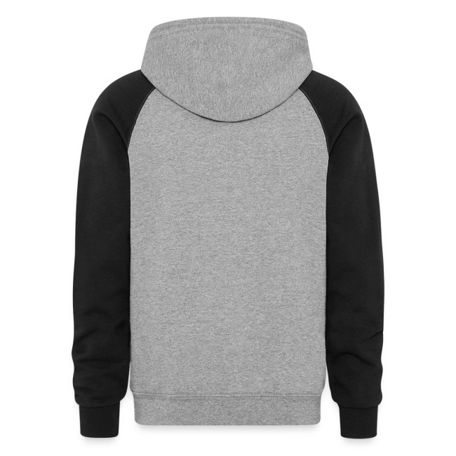 Don't Sweat Da Technique men's colorblock hoodie