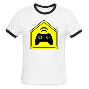Skooled Zone Ringer Shirt - Men's Ringer T-Shirt