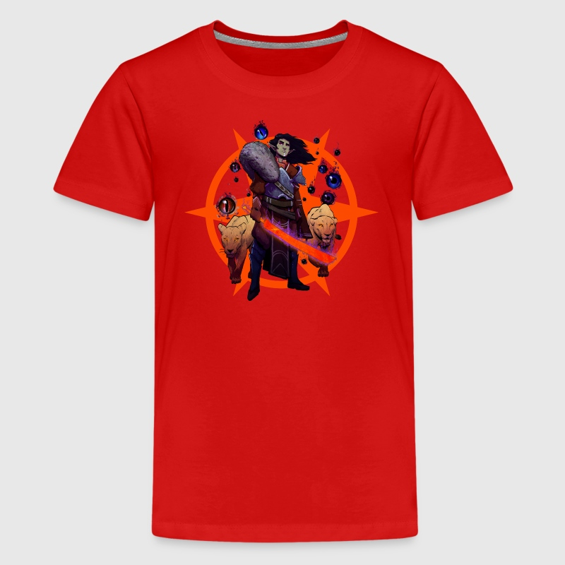 Lord Haldir Loran Kid's T - Kids' Premium T-Shirt