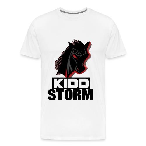 Kidd Storm T-Shirt 2017 - Men's Premium T-Shirt