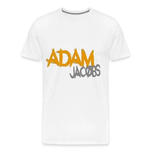 Adam 'AJ' Jacobs NEW T-Shirt 2017 - Men's Premium T-Shirt