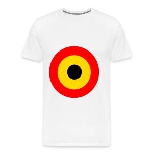 Target 'Moon' T Shirt - Men's Premium T-Shirt