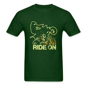ATV Quad Ride On - Men's T-Shirt