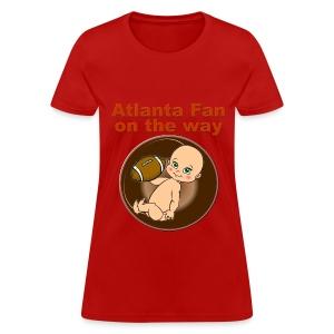 Atlanta Fan - Women's T-Shirt