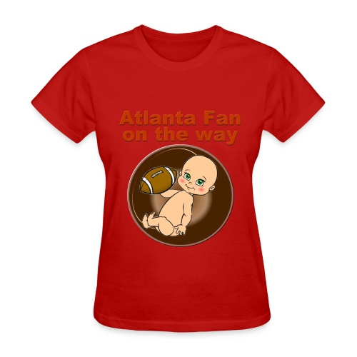 Atlanta Fan - Women's T-Shirt