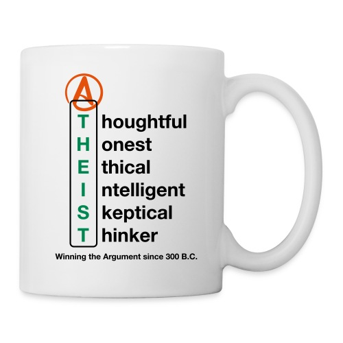3 important things - Coffee/Tea Mug