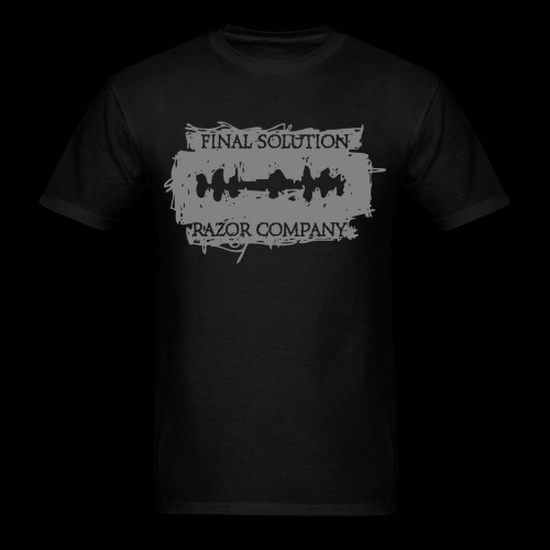 Final Solution T-Shirt - Men's T-Shirt