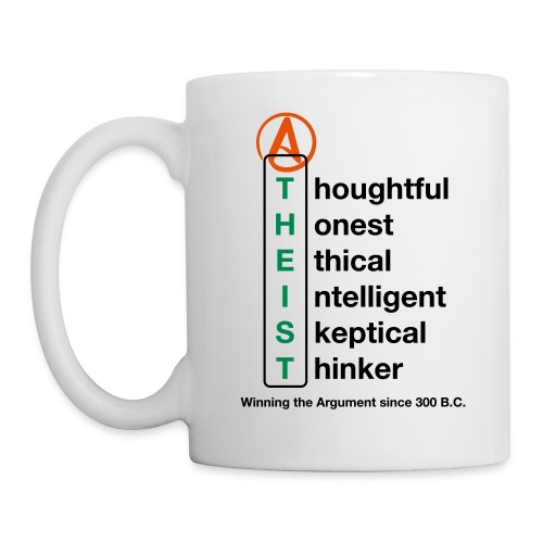 2 Things - Coffee/Tea Mug