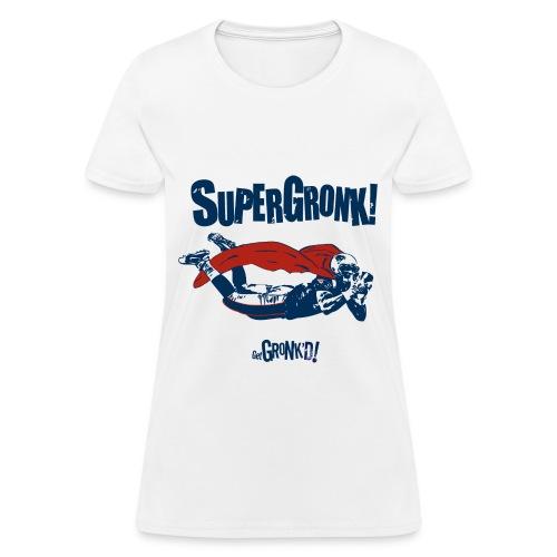 Super Gronk - Women's T-Shirt