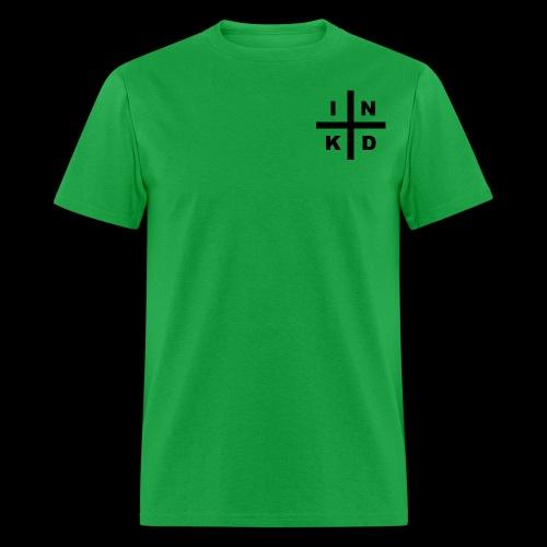 INKD Threads Basic T - Men's T-Shirt