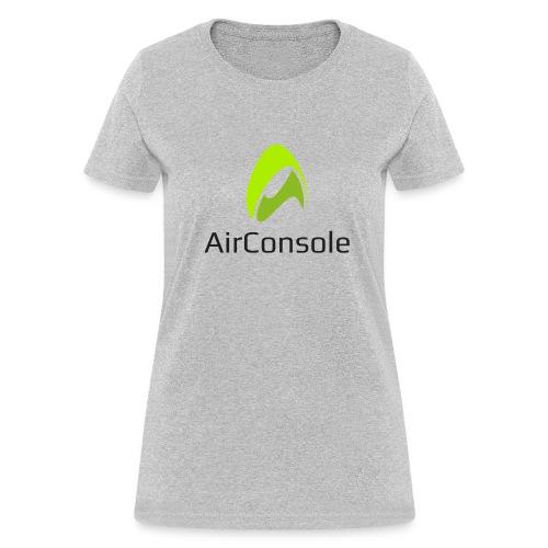 T-Shirt Women Grey - Women's T-Shirt