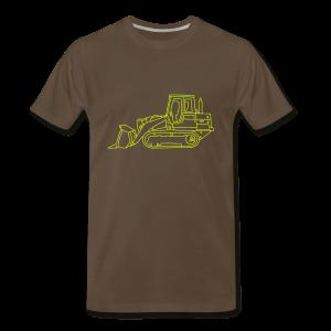 Bulldozer - Men's Premium T-Shirt