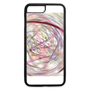 LAYERS OF DIZZINESS - iPhone 7 Plus/8 Plus Rubber Case