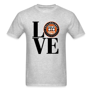 LOVE SOP - Men's T-Shirt