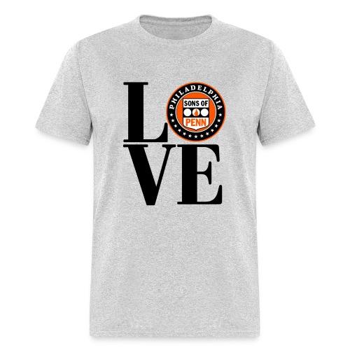 LOVE SOP - Men's T-Shirt