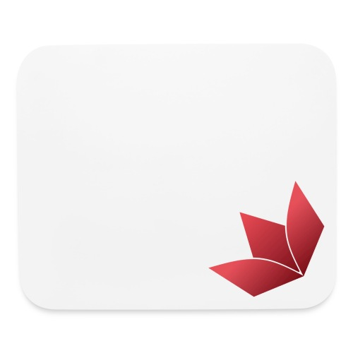 Red Rose Interactive Mousepad - Mouse pad Horizontal
