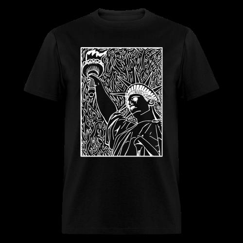 Mother of Exiles - Men's T-Shirt