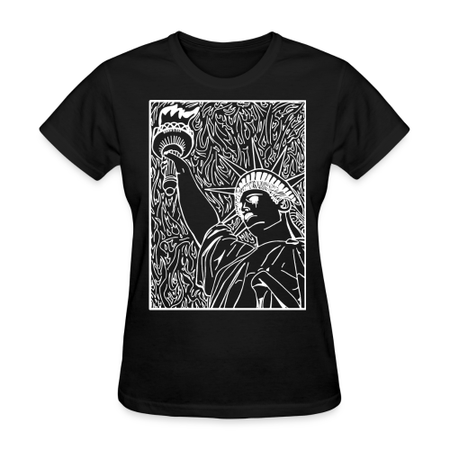 Mother of Exiles - Women's T-Shirt