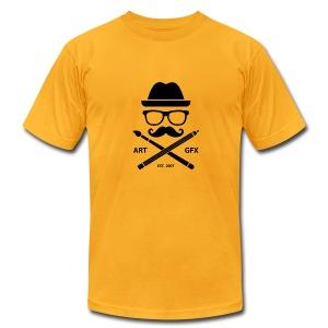 Mr. TOXICO Art & GFX Official - Men's Fine Jersey T-Shirt