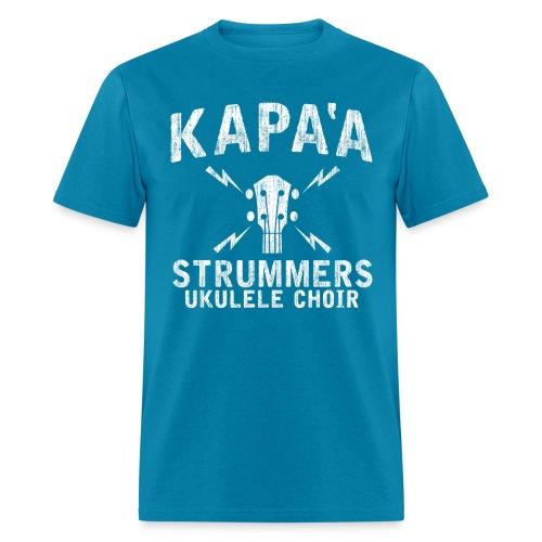 2016-2017 Kapa'a Strummers Shirt - Adult  - Men's T-Shirt