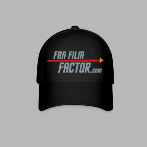 Fan Film Factor Cap - BLACK - Baseball Cap