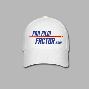 Fan Film Factor Cap - WHITE - Baseball Cap