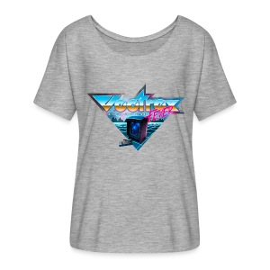 VectrexFever - Women's Flowy T-Shirt