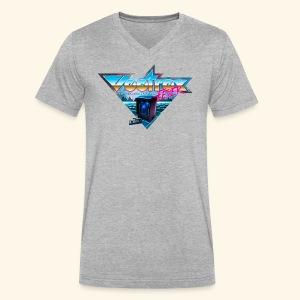 VectrexFever - Men's V-Neck T-Shirt by Canvas