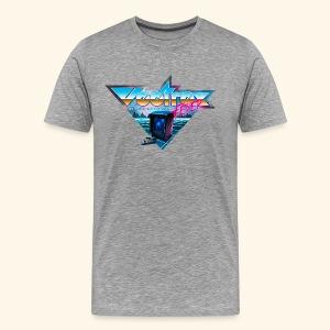 VectrexFever - Men's Premium T-Shirt