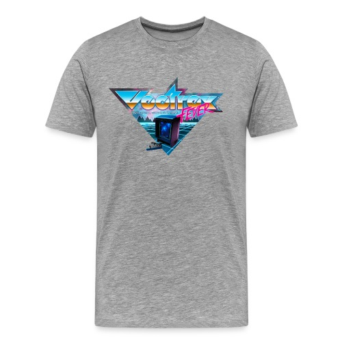 VectrexFever - Men's Premium T-Shirt
