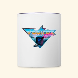 VectrexFever - Contrast Coffee Mug