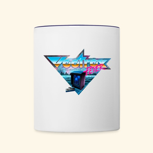 VectrexFever - Contrast Coffee Mug